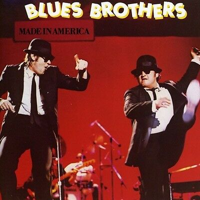 BLUES BROTHERS   MADE IN AMERICA  SEALED CD