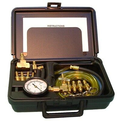 Multi-Port Fuel Injection Pressure Tester For Domestic And Foreign Vehicles In M