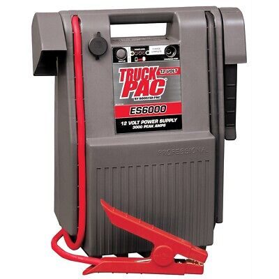 Portable Battery Booster Pac - 800 Cranking Amps SOLES6000KE Brand New!