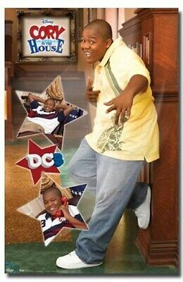 CORY IN THE HOUSE POSTER Rare Hot New 24x36