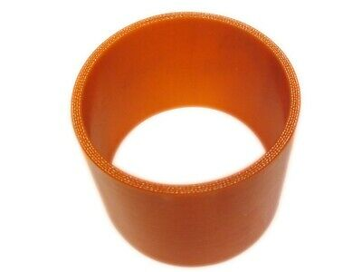 """RED Silicone Hose Coupler 102mm Straight (4"""" Silicon) Joiner"""