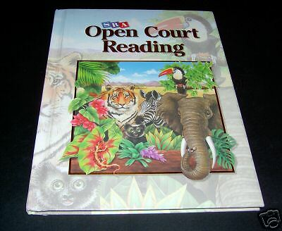 Open Court Reading by Adams, Jager (2000) USED