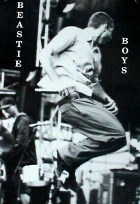 BEASTIE BOYS POSTER Live on Stage RARE NEW HOT