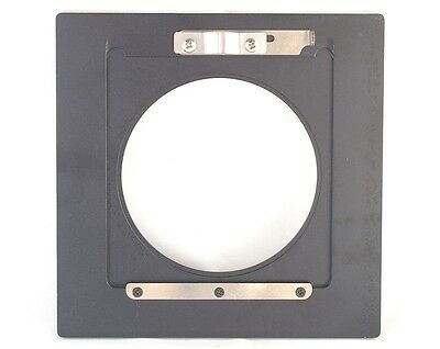 Sinar 140mm 4x5 to Linhof technika lens board adapter