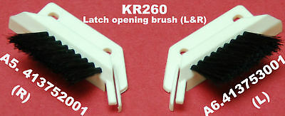 Latch Opening Brush Brother KR260 Ribbing Knitting Machine Replacement Parts
