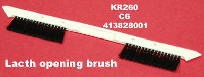 Latch Opening Brush for Brother KR260 Ribbing Knitting Machine Parts 413828001