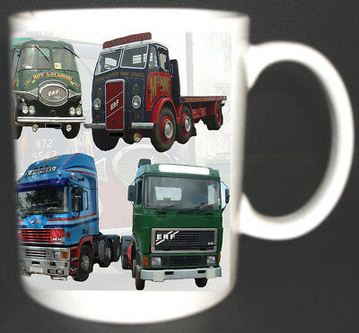 Erf Truck / Classic Lorry Mug.limited Edition Top Gift