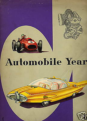 Automobile Year  1958 - 1959  Number 6