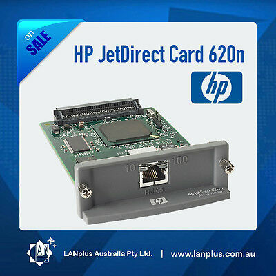 HP JetDirect Card 620n 10/100 J7934A Print Server TAX Invoiced & 12-mth warranty