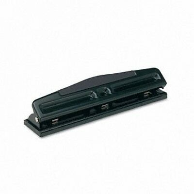 Hole Punch Adjustable 3 Hole All Metal Commercial