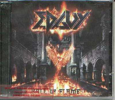 Edguy Hall Of Flames Sealed 2 Cd Set New