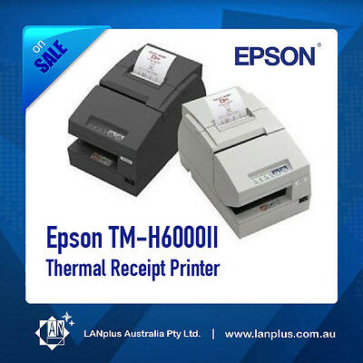 Epson TM-H6000II Multifuction Thermal Receipt Printer