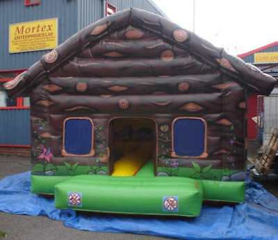 Hut Box Castle 11 FT X 13 FT Made To Order