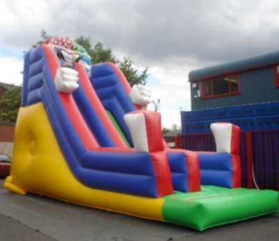 Pirate Super Slide 16 FT X 30 FT Made To Order