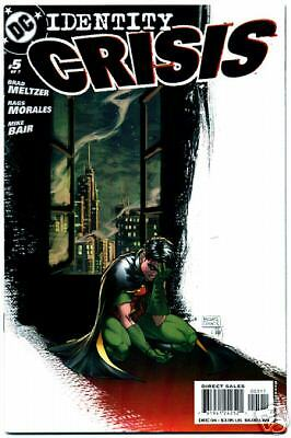 IDENTITY CRISIS #5 - First Print - NM Comic - DC Event!