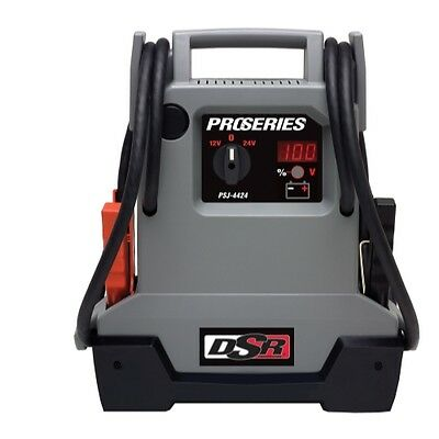 Portable Power ProSeries JumpStarter Battery Charger fo
