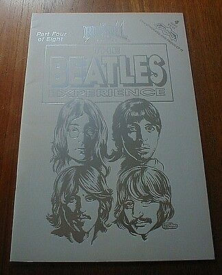 "BEATLES ""The Beatles Experience"" Rock & Roll Comic NM"