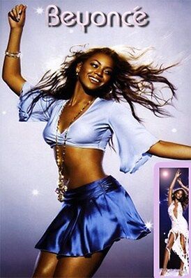 BEYONCE POSTER Hot Sexy Dance Action RARE NEW 24x36
