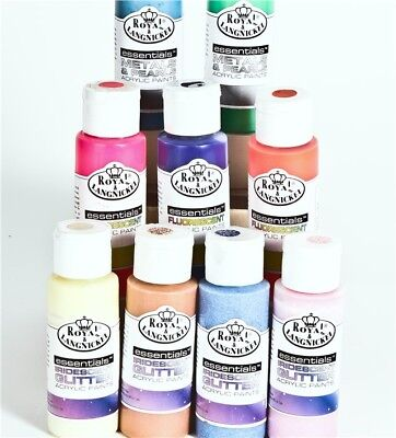 Specialist Artist Acrylic Paint 10pce Pick From 48 cols