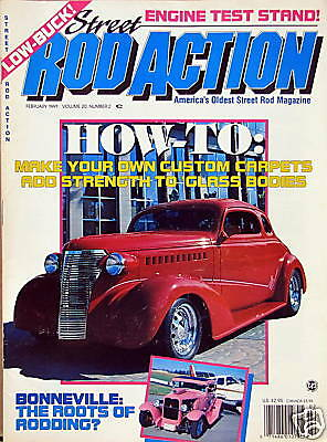 How To Make Your Own Custom Carpets - February, 1991