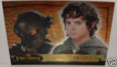 Lord Of The Rings Evolution -  Insert Card #9A