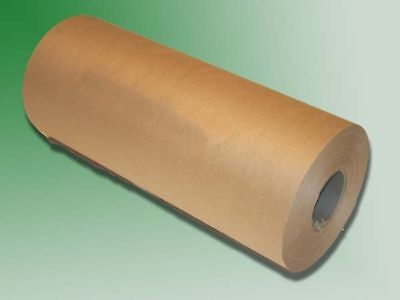 40# 36X870 Parcel Kraft Wrap Wrapping Paper Sheet Roll