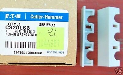 Eaton Cutler-Hammer C320LS3 Finger Protection Shield NEW Series A1