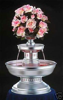 "22"" Apex Maitre'd Champagne Punch Bowl Beverage Fountain 5 Gallon 3001-S"