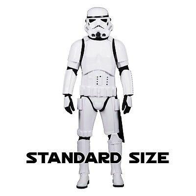 STANDARD Armour + Accessories Ready to Wear compatible with Stormtrooper Costume