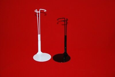 "12 - Kaiser 2175 SIZE DOLL STANDS  8 to 14"" - BLACK"