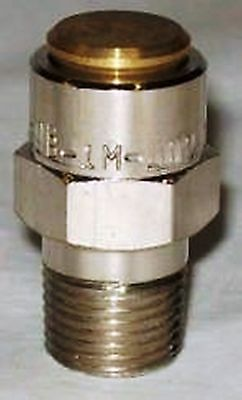 Circle Seal Controls 500 Series Popoff Relief Valve 562B-1M-31