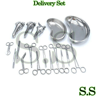 Delivery Set For Gynecology Instruments Ds-975