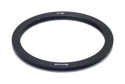 Metal Step down ring 77mm to 67mm 77-67 Sonia New