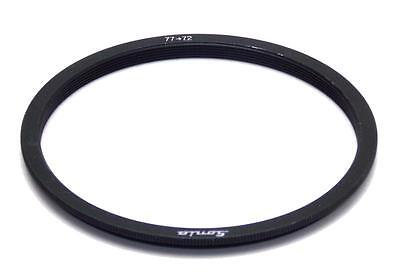 Metal Step down ring 77mm to 72mm 77-72 Sonia New
