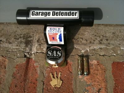 Garage Defender Master  Door Lock Motorbike Motorcycle