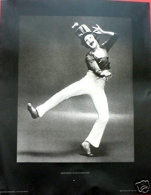 """Marcel Marceau Poster - """"bip Goes To A Society Party"""""""