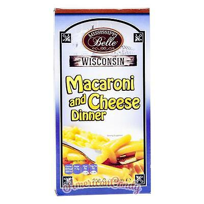 4x US Mississippi Belle Macaroni and Cheese (12,12€/kg)