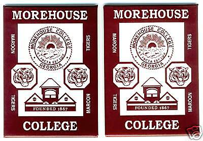 MOREHOUSE COLLEGE Magnets (Set of 2)
