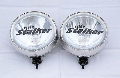 Nite Stalker 200 4Wd Round Driving Spot Lights ~~New~~