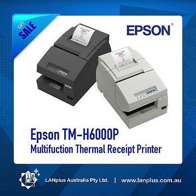 Epson TM-H6000P Multifuction Thermal Receipt Printer
