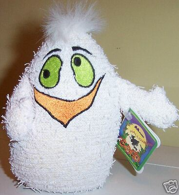 GHOST A&A Plush MWT Halloween Beanbag Cool Ghoul