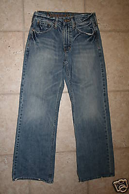 American Eagle Boys Size 26/28 Boot Cut Jeans