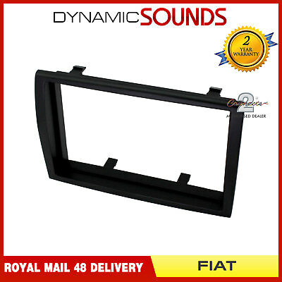 CT24FT23 CD Stereo Surround Double Din Fascia For FIAT Ducato 2006-2011
