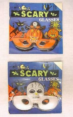 Vintage Halloween 1960's Pair of Halloween Glasses