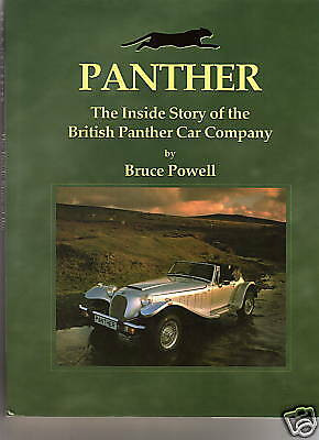 Panther By Bruce Powell