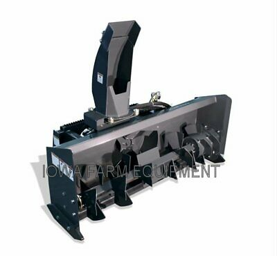 """FFC 84"""" Skid Steer Snow Blower,18-27GPM:SHIPS FREE TO SELECT STATES-See Details!"""