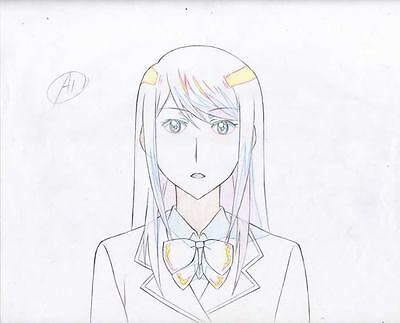 Anime Genga not Cel Best Student Council #2