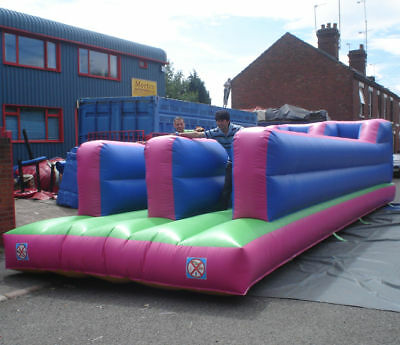 Bungee Run 12 FT x 35 FT Made To Order