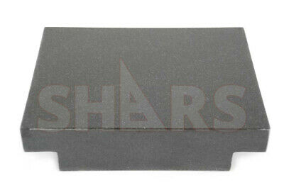 "SHARS 9 X 12 x 3"" Grade A Granite Surface Plate 2 Ledge .00005 NEW"