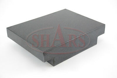 Shars 24 X 36 Granite Grade A Surface Plate Two 2 Ledge .0002 New